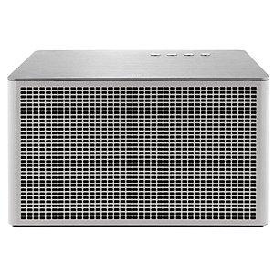 Geneva Acustica Bluetooth-høyttaler (hvit)