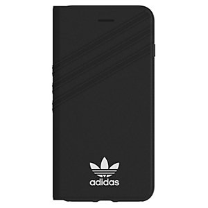 Adidas iPhone 6/6S/7/8 Plus flipfodral (svart)
