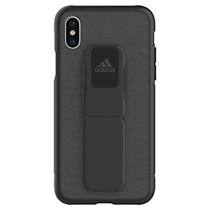 Adidas iPhone X Grip fodral (svart)