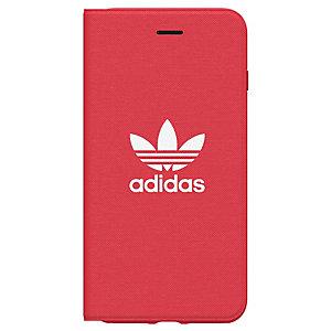 Adidas iPhone  6/7/8 Plus flipfodral (röd)