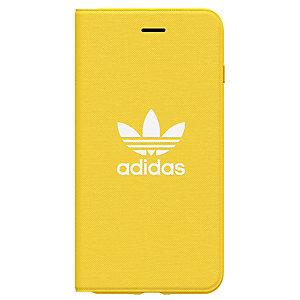 Adidas iPhone  6/7/8 Plus flipfodral (gul)