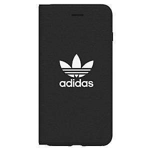Adidas iPhone  6/7/8 Plus flipfodral (svart)