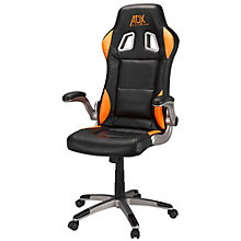 ADX gaming stol - sort/orange