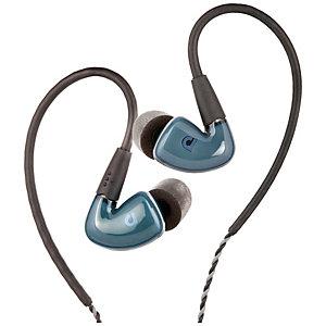 Audiofly AF180 in-ear hörlurar (blå)