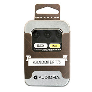 Audiofly Premium korvasovittimet (koko S)