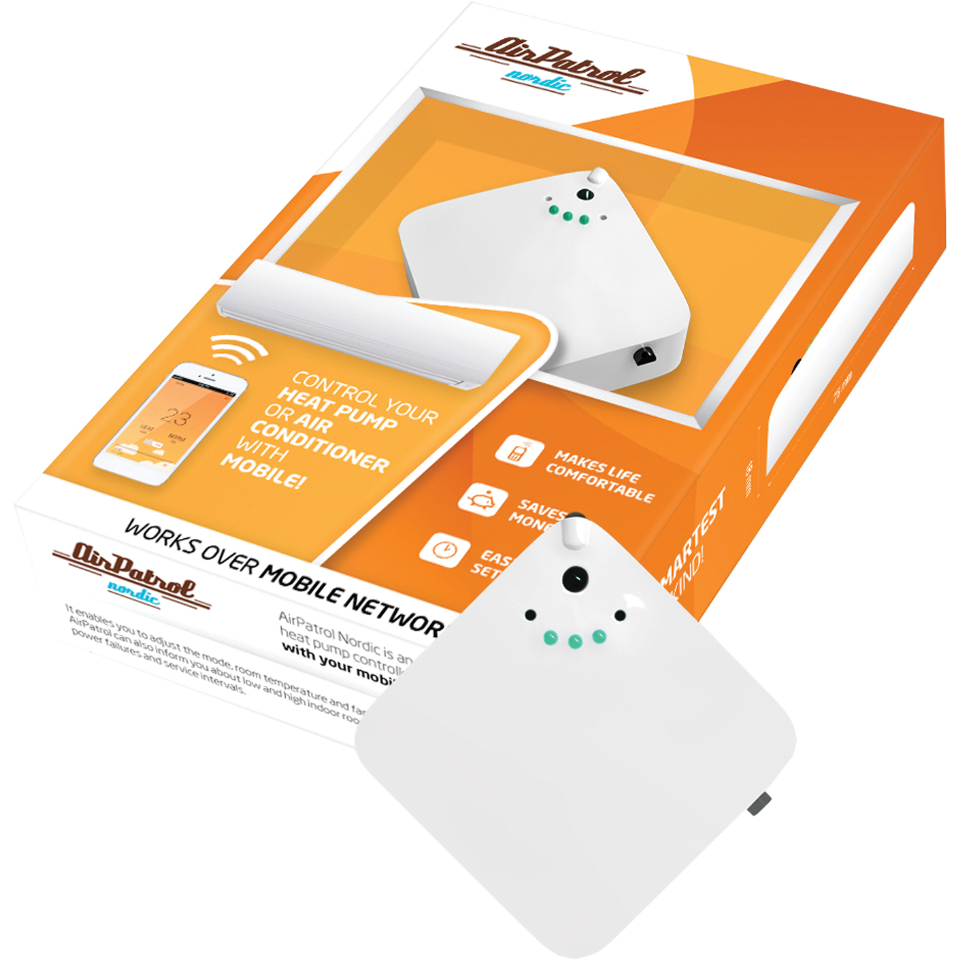 AirPatrol Fjärrstyrning till Värmepump - Värmepump, element och ... : hur fungerar värmepump : Inredning