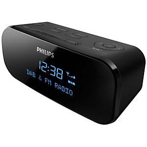Philips kelloradio AJB3000/12 (musta)