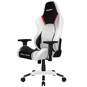 AK Racing Arctica premium gaming-stol (hvit)