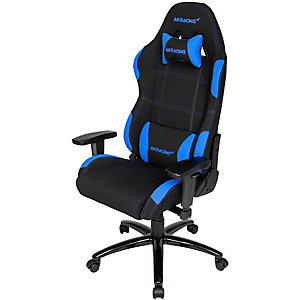 AK Racing Gamingstol (blå)
