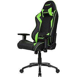 AK Racing Octane Gamingstol (grön)