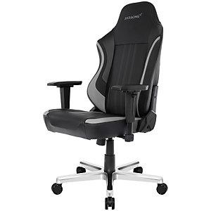 AK Racing Solitude kontorsstol (grå)