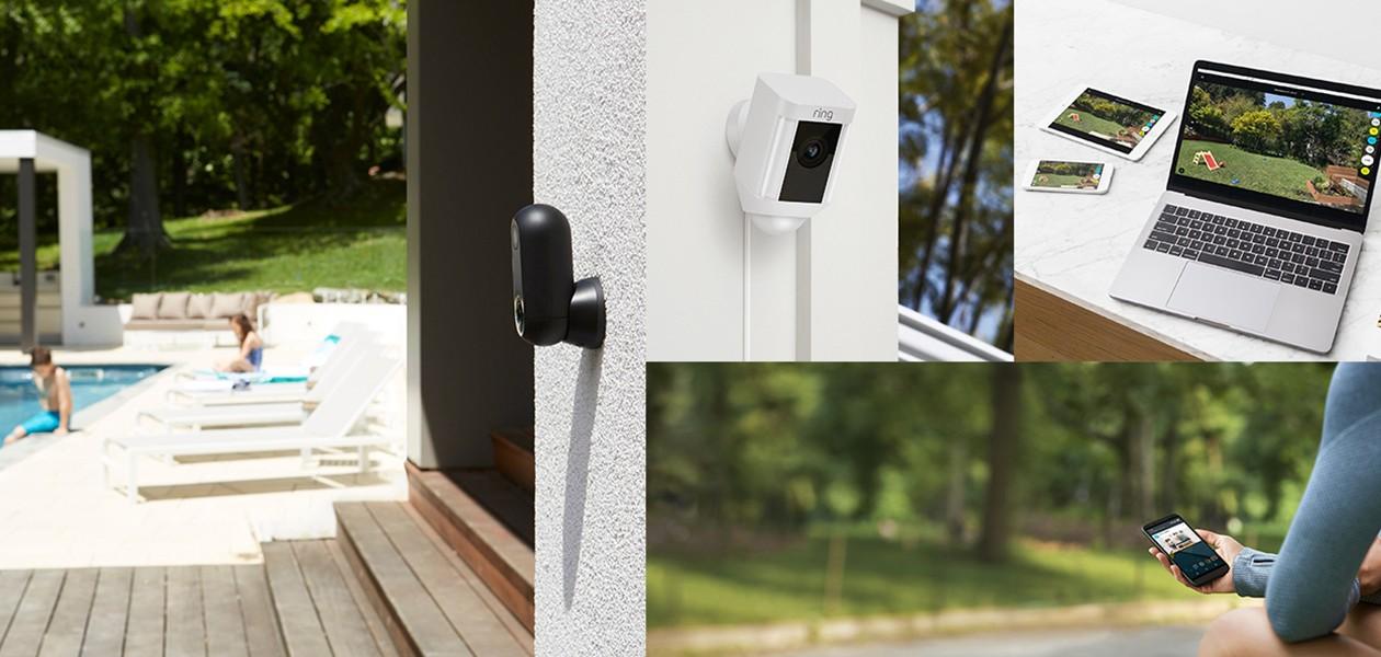 Läs om fördelarna med smart säkerhetskamera hemma