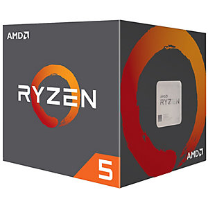 AMD Ryzen 5 1600 processor (box)