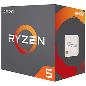 AMD Ryzen 5 1600X processor (box)