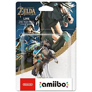 Nintendo Amiibo samlarfigur - Link (Rider)