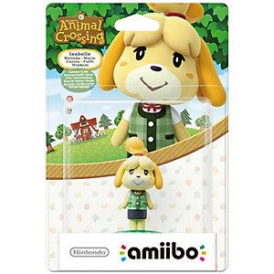 Nintendo Amiibo samlarfigur - Isabelle (sommarkläder)