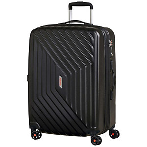 American Tourister 66 M Expand Spinner koffert (sort)