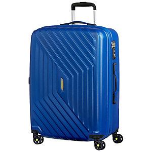 American Tourister 66 M Expand Spinner koffert (blå)