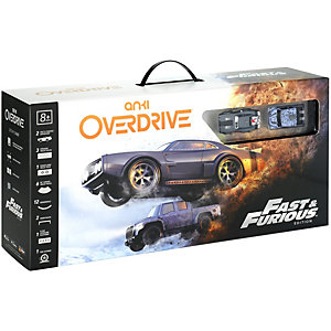 Anki Overdrive racerbane: Fast and Furious edition