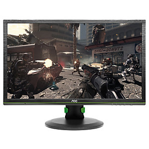 """AOC G2460PG 24"""" PC-skjerm til gaming (sort)"""
