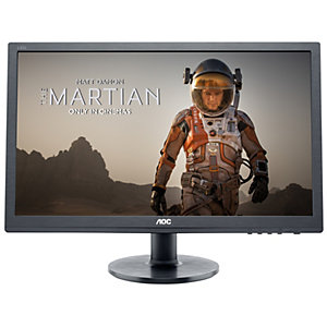 """AOC g2460Fq 24"""" PC-skjerm for gaming"""