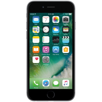 Смартфон Apple iPhone X 64GB Space Grey MQAC2RU/A Apple A11/3 Gb/ 64 Gb/5.8