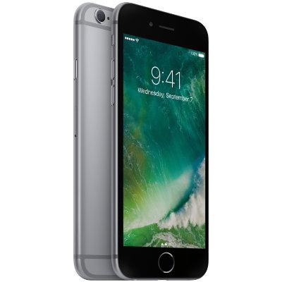 iphone 6s 32 gb rymdgr mobiltelefoner elgiganten. Black Bedroom Furniture Sets. Home Design Ideas