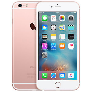 iPhone 6s Plus 128 GB - rosa guld