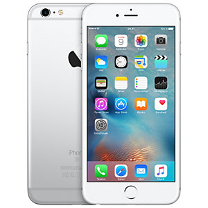 iPhone 6s Plus 128 GB - silver