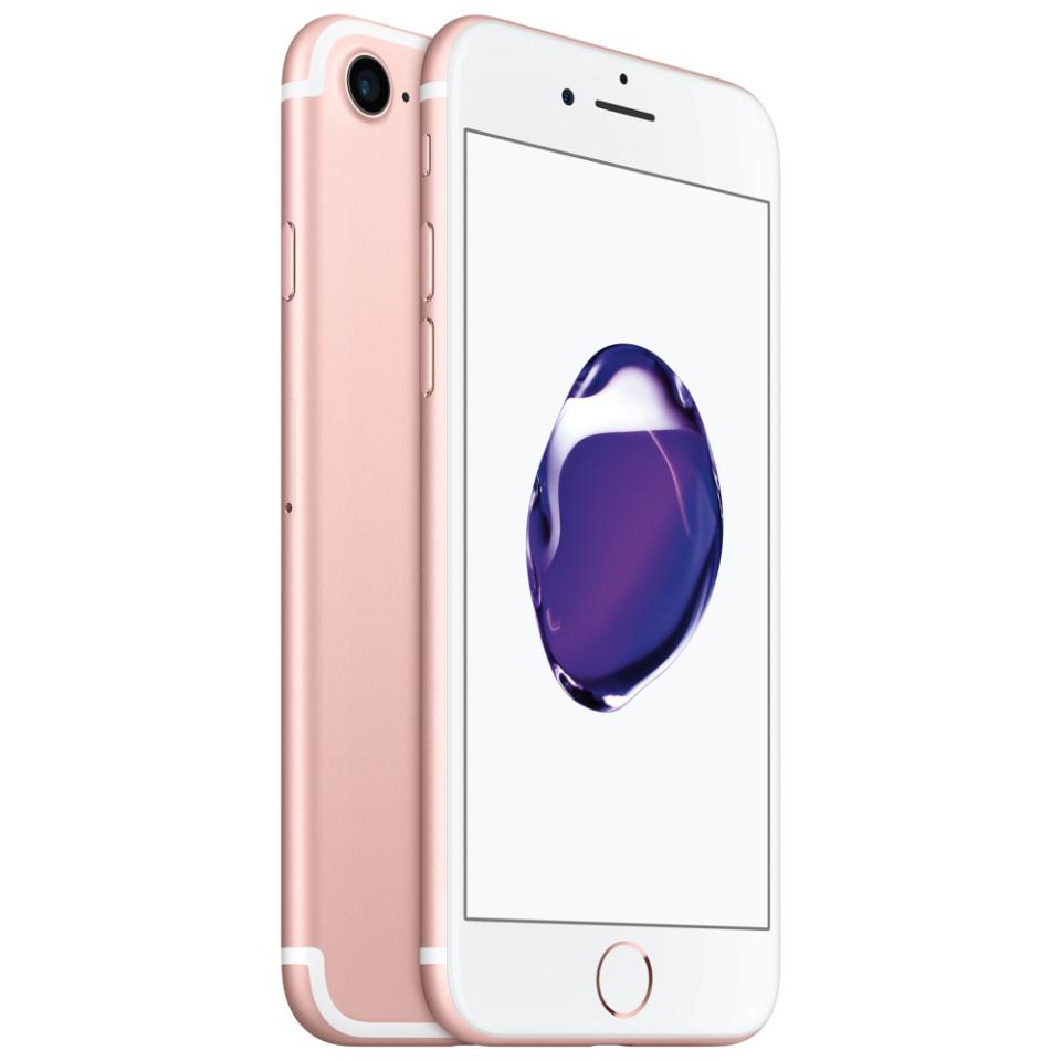 iPhone 7 32 GB (rosa guld) - Mobiltelefoner - Elgiganten