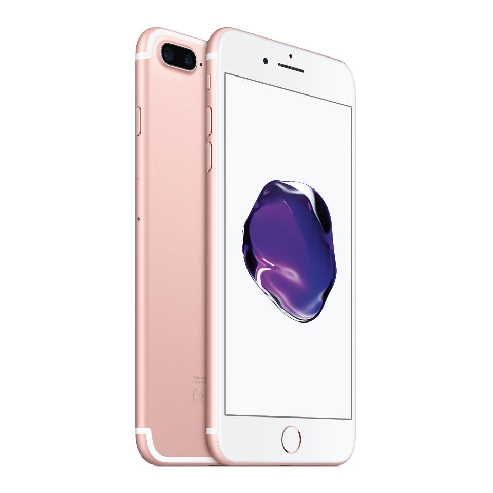 iPhone 7 Plus 128 GB (rosa guld) - Mobiltelefoner - Elgiganten