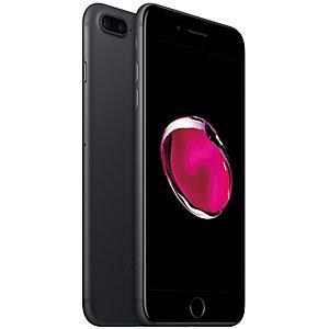 iPhone 7 Plus 256 GB (svart)
