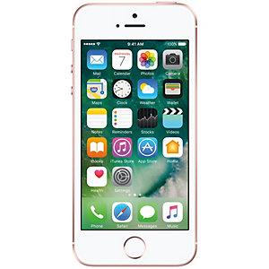 iPhone SE 128 GB (rosa guld)