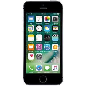 iPhone SE 32 GB (svart)