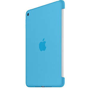 iPad mini 4 Silicone suojakotelo (sininen)