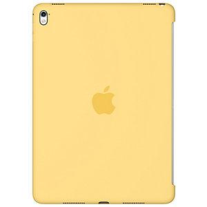 "iPad Pro 9.7"" silikondeksel (gul)"