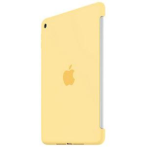 iPad mini 4 silikonikuori (keltainen)