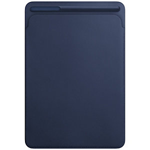 iPad Pro 10.5 fodral läder (blå)