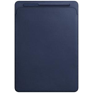 iPad Pro 12.9 fodral läder (blå)