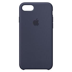 iPhone 8 silikondeksel (midnattsblå)