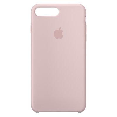 IPhone 8 Plus Silikondeksel Rosa Sand