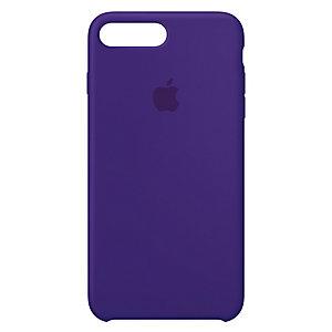 iPhone 8 Plus silikondeksel (ultrafiolett)