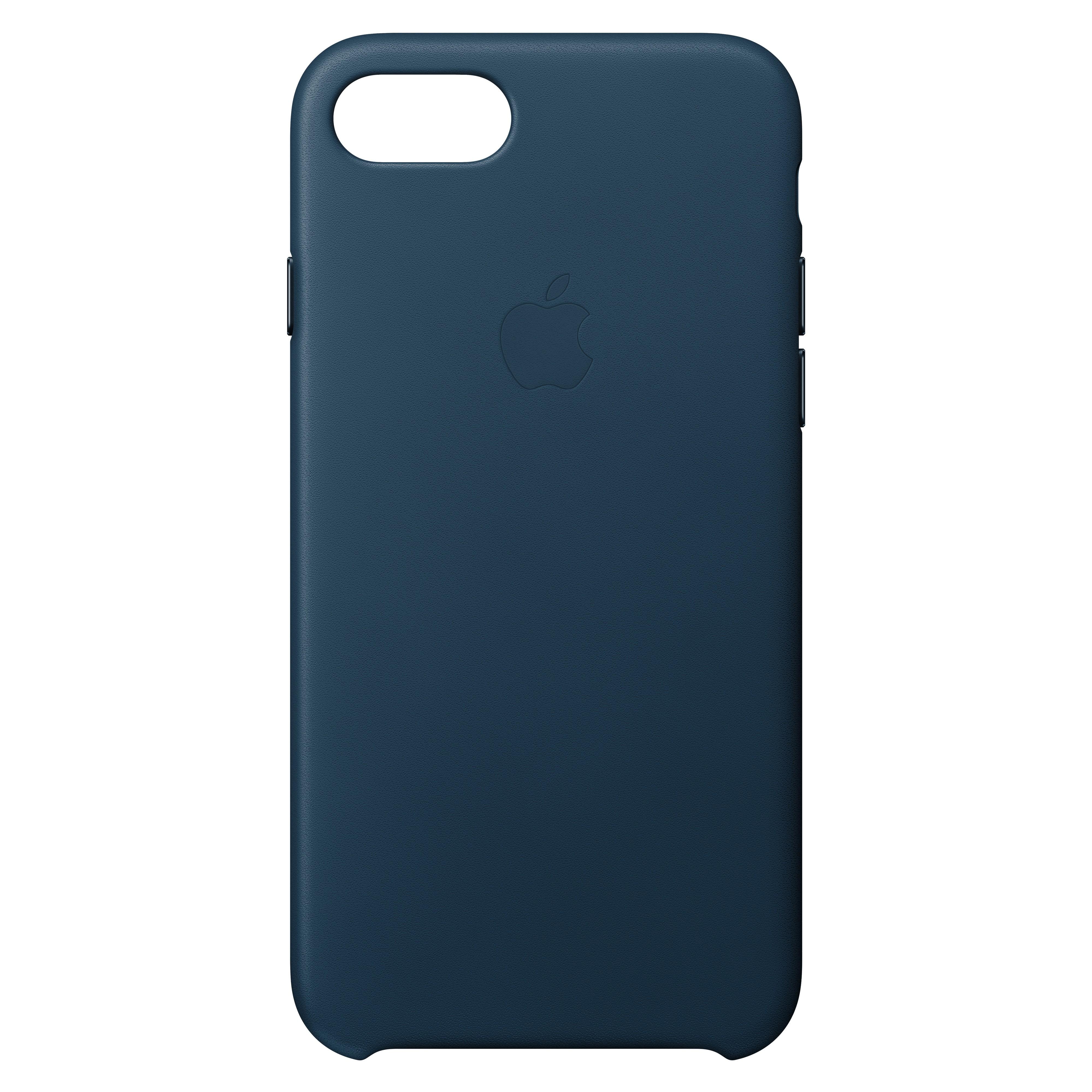 MQHF2ZM/A : iPhone 8 skinndeksel (kosmosblå)