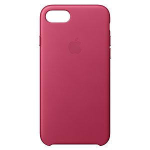 iPhone 8 skinndeksel (rosa fuksia)