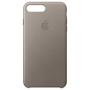 iPhone 8 Plus skinndeksel (taupe)