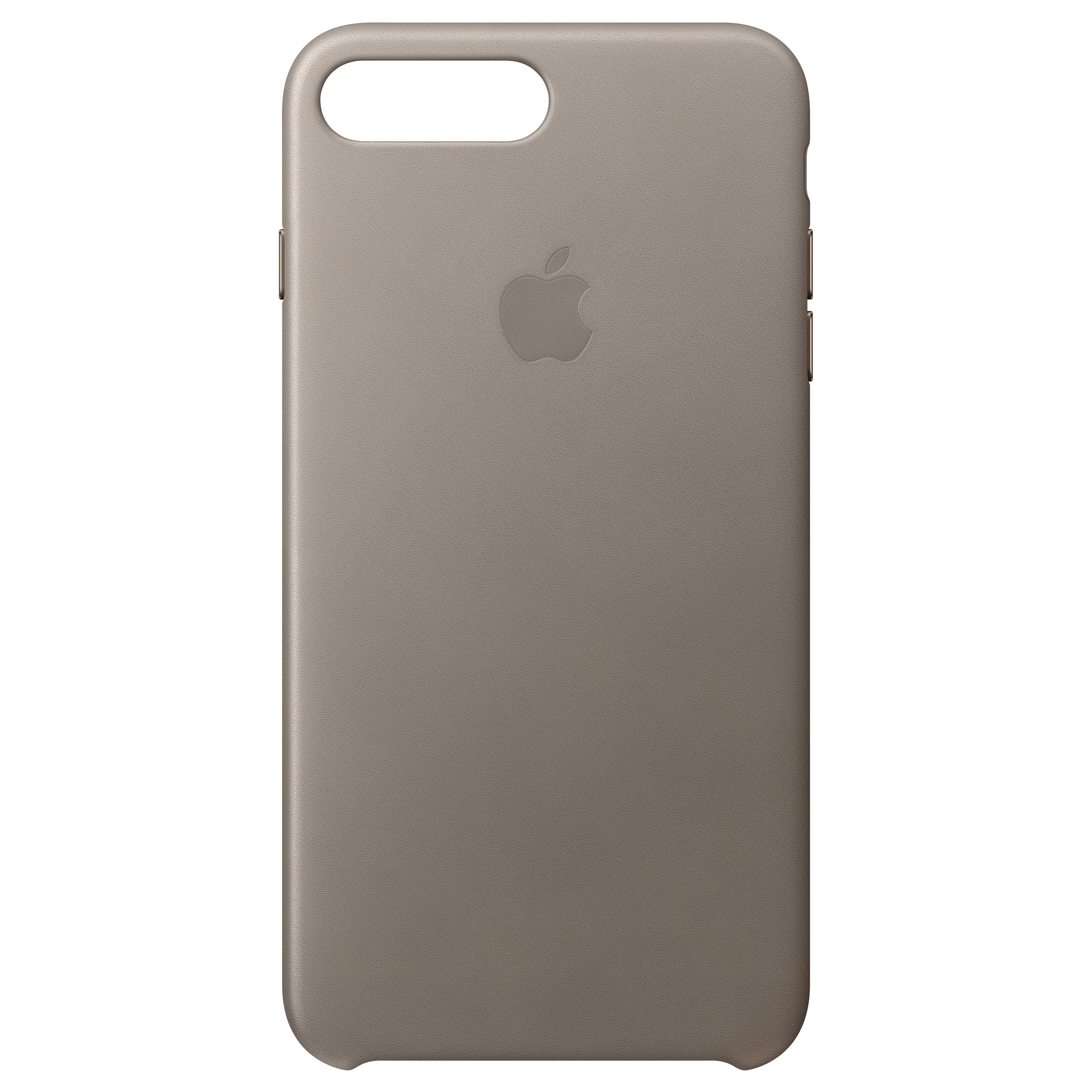 MQHJ2ZM/A : iPhone 8 Plus skinndeksel (taupe)