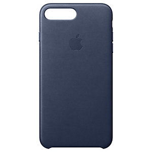 iPhone 8 Plus skinndeksel (midnattsblå)