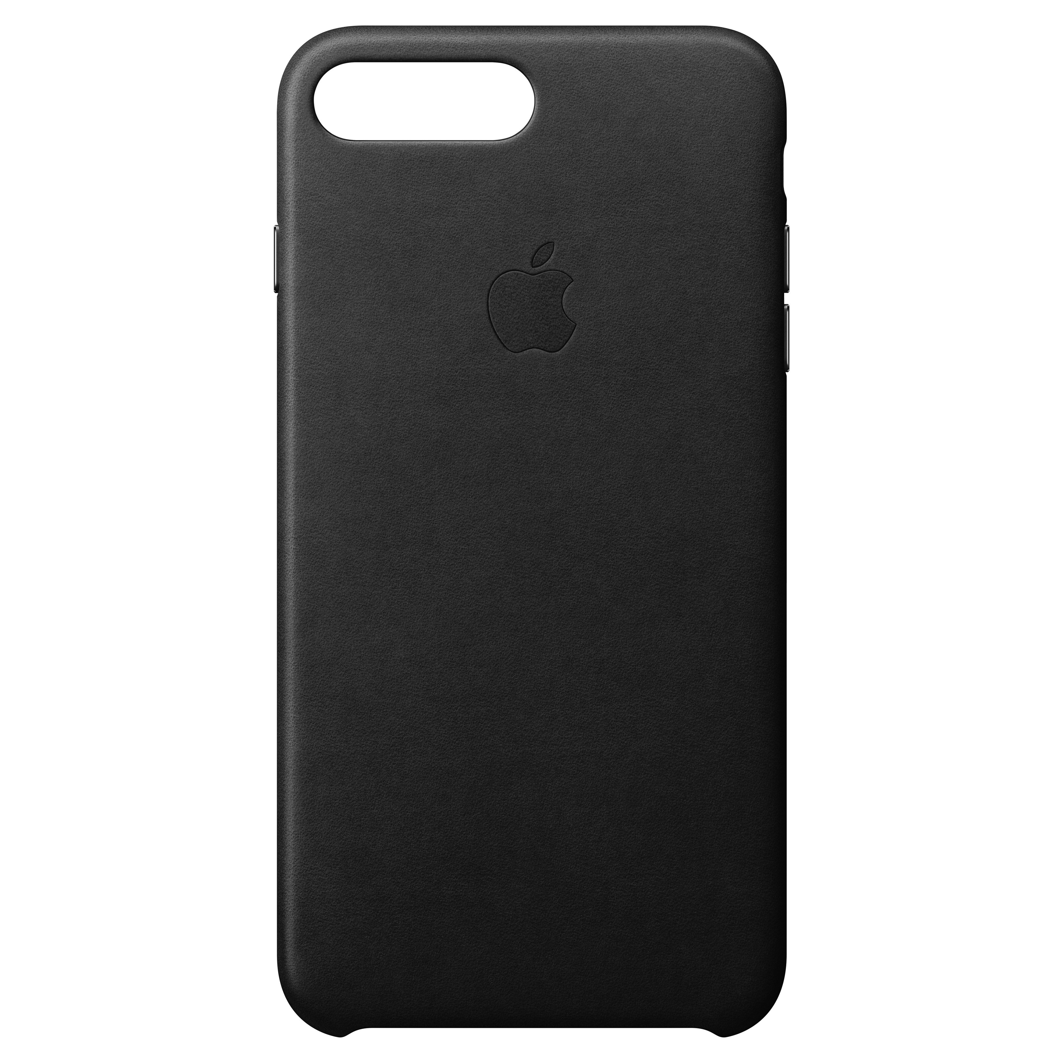 MQHM2ZM/A : iPhone 8 Plus skinndeksel (sort)
