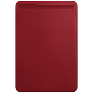 """iPad Pro 10,5"""" nahkatasku (punainen)"""