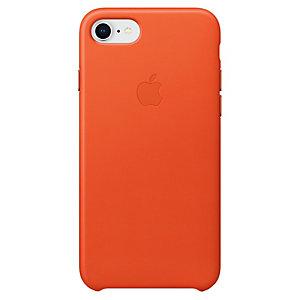 iPhone 7/8 skinndeksel (bright orange)